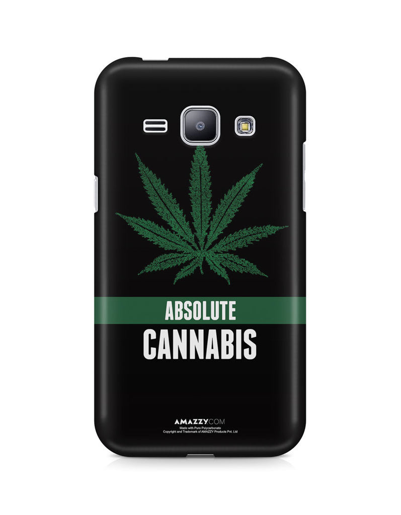 ABSOLUTE CANNABIS - Samsung J1 Phone Cover
