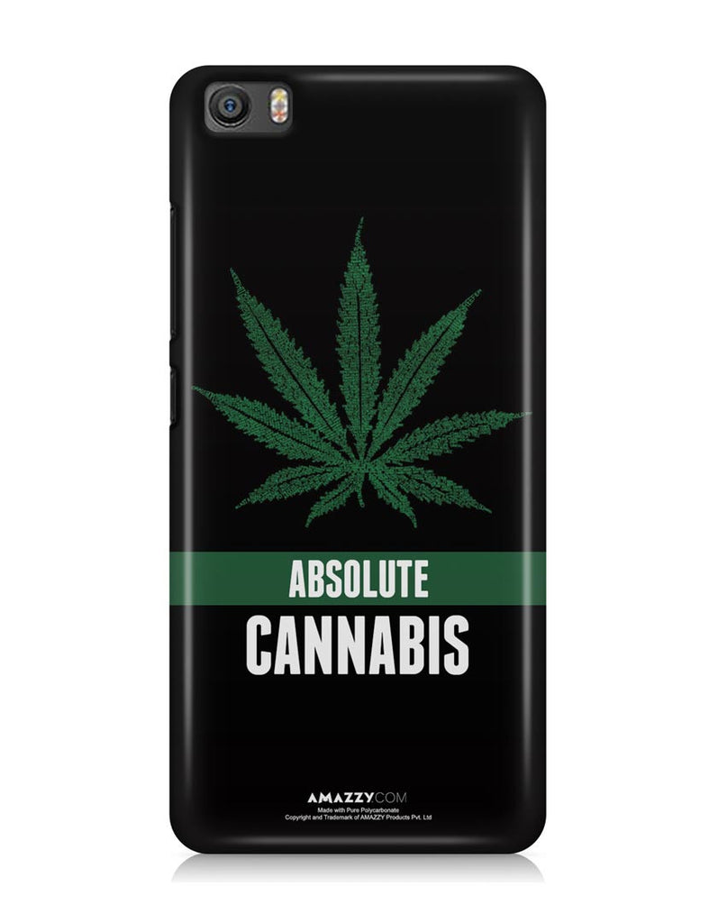 ABSOLUTE CANNABIS - Xiaomi Mi5 Phone Cover View