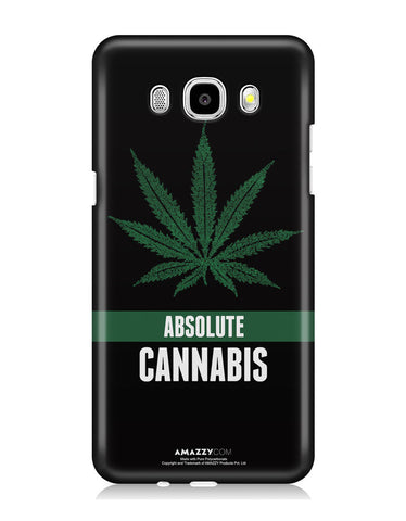 ABSOLUTE CANNABIS - Samsung J5 (2016) Phone Covers