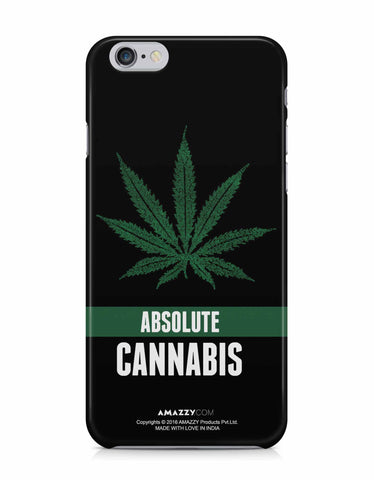 ABSOLUTE CANNABIS - iPhone 6/6s Phone Cover