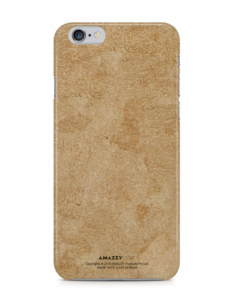 Gold Leather Texture - iPhone 6/6s Phone Cover