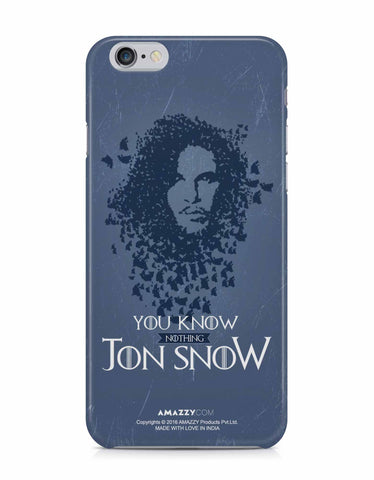 JON SNOW - iPhone 6/6s Phone Cover
