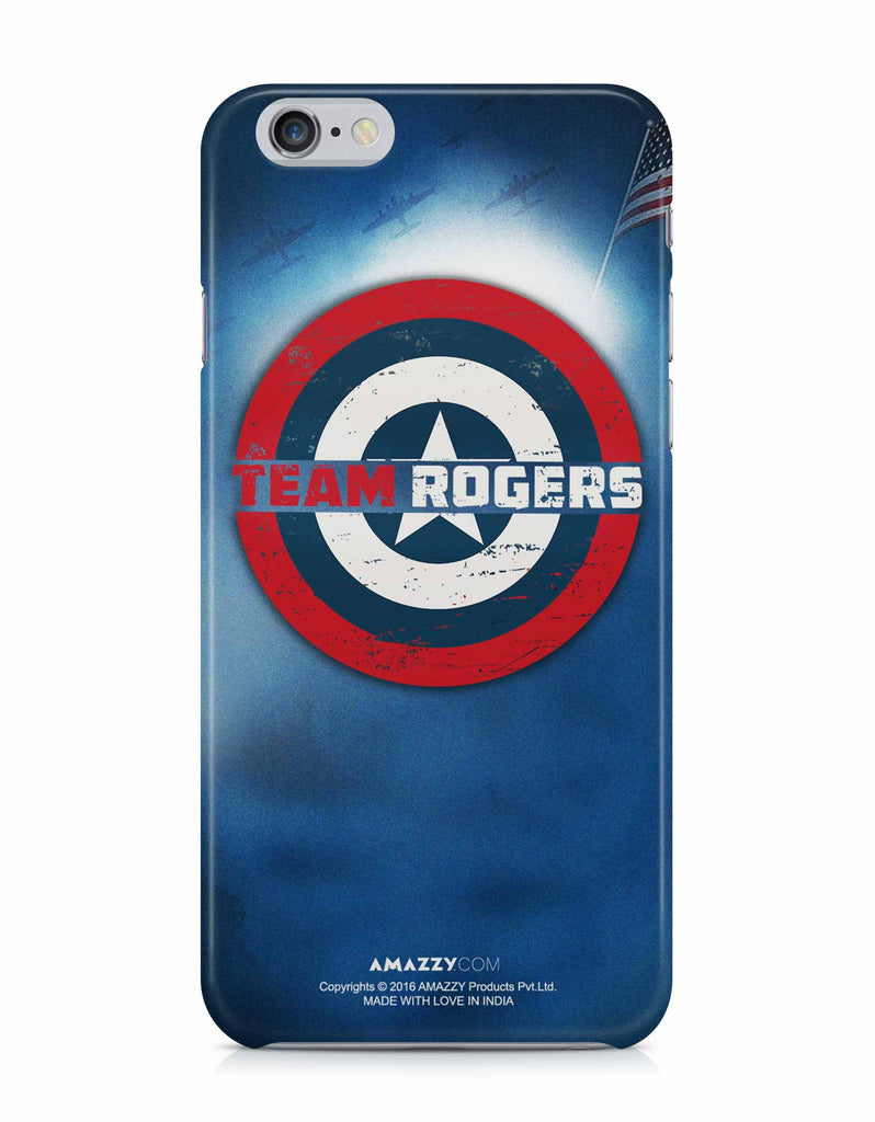 TEAM ROGERS - iPhone 6+/6s+ Phone Covers View