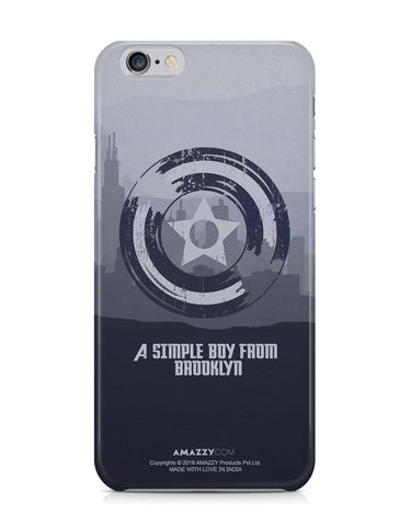 CAPTAIN AMERICA SHIELD - iPhone 6/6s Phone Cover
