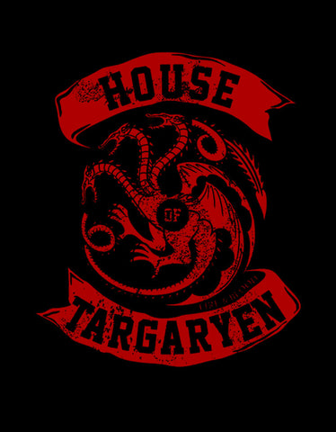 HOUSE OF TARGARYEN - Men's Vest