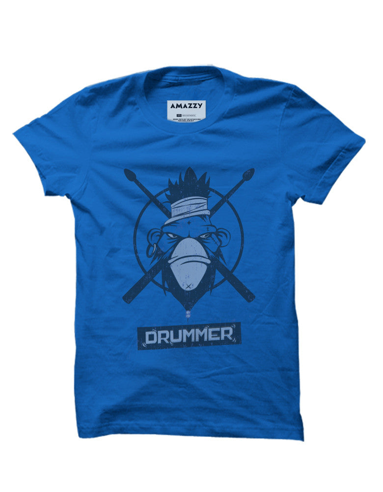 DRUMMER - Men's Music T-Shirt