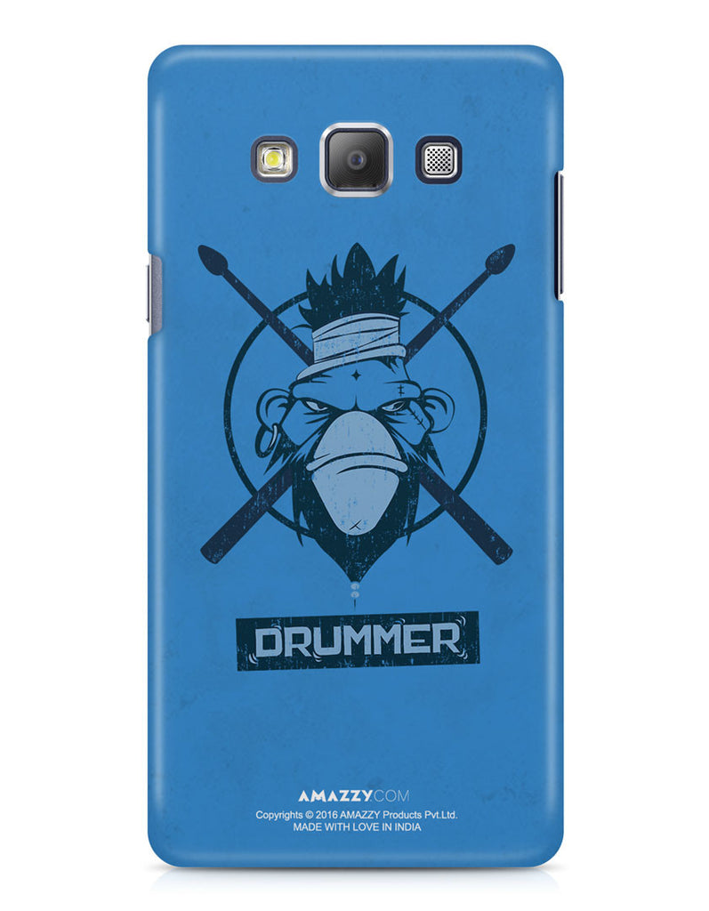 Drummer - Samsung A7 Phone Cover
