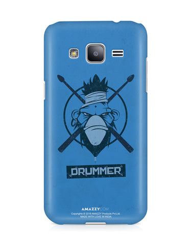 Drummer - Samsung J3 Phone Cover