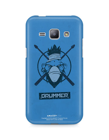 Drummer - Samsung J1 Phone Cover