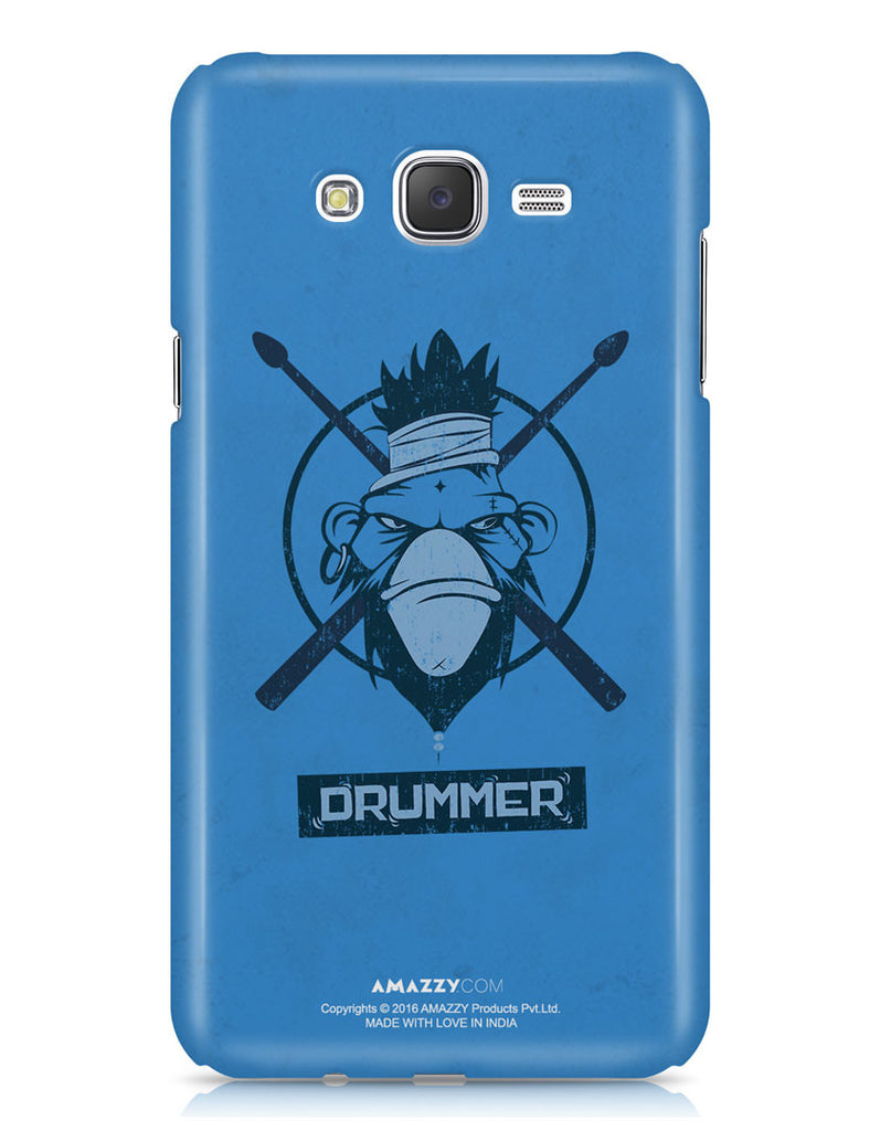 Drummer - Samsung J7 Phone Cover