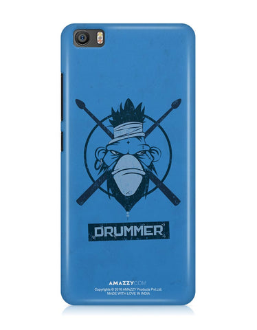 DRUMMER - Xiaomi Mi5 Phone Cover View