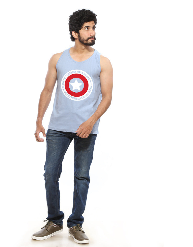 Wont Happen - Superhero Vest