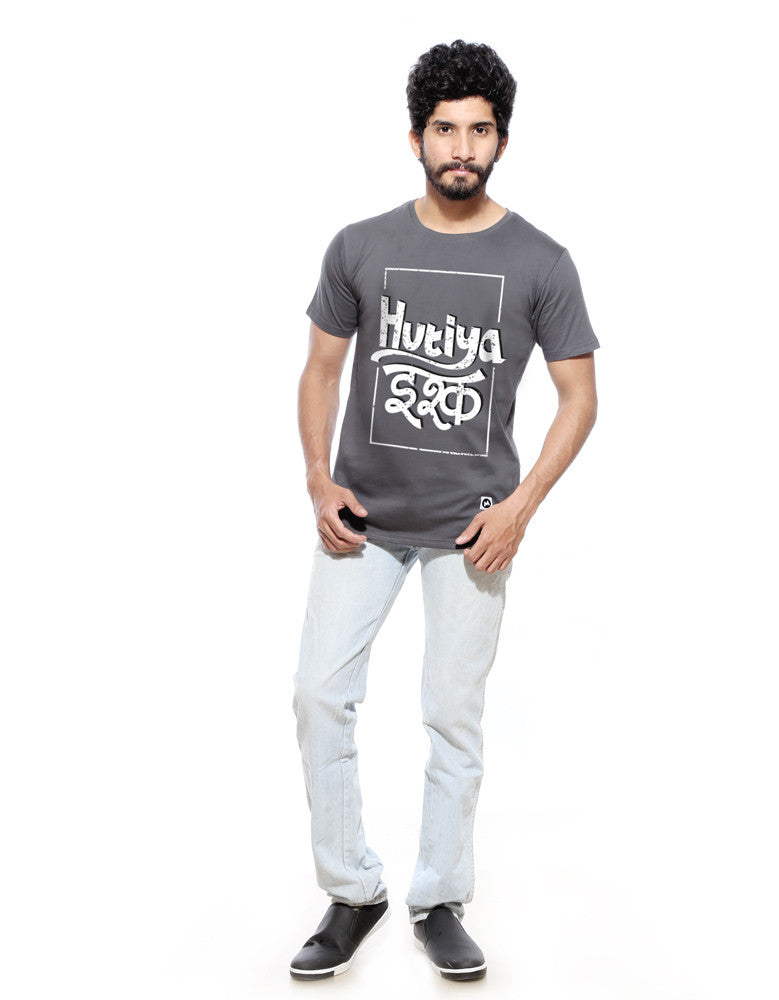 Hutiya Ishq - Men's Half Sleeve T-Shirt