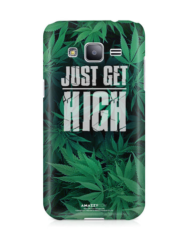 JUST GET HIGH - Samsung J3 Phone Cover