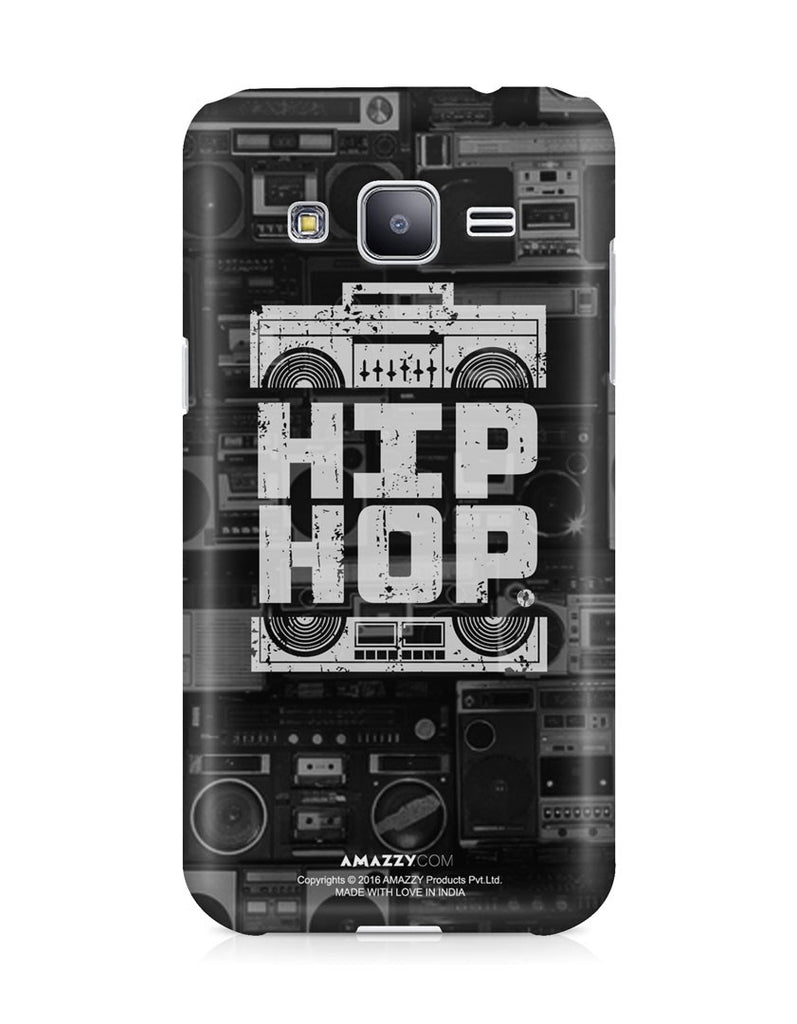 HIP HOP - Samsung J3 Phone Cover
