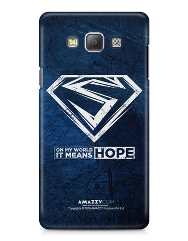 HOPE - Samsung A7 Phone Cover