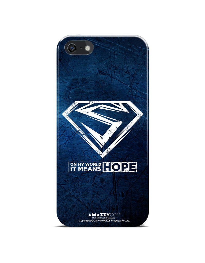 HOPE - iPhone 5/5s Phone Cover View