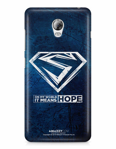 HOPE - Lenovo Vibe P1 Phone Cover