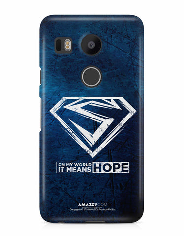 HOPE - Nexus 5x Phone Cover