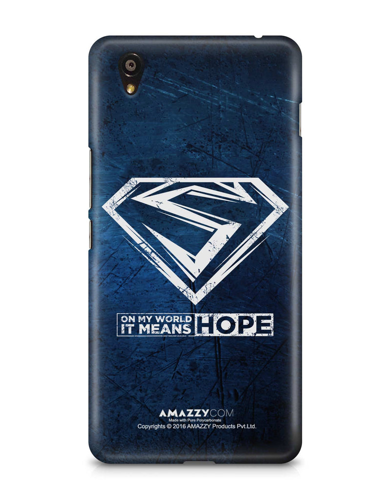 HOPE - OnePlus X Phone Cover