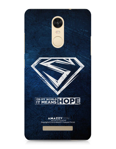 HOPE - Xiaomi Redmi Note3 Phone Cover View
