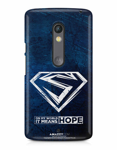HOPE - Moto X Play Phone Cover