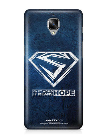 HOPE - OnePlus 3 Phone Cover