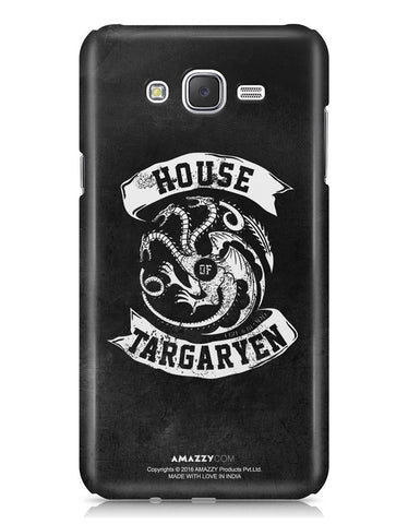 HOUSE OF TARGARYEN - Samsung J7 Phone Cover