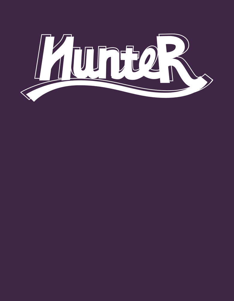 Hunter - Brinjal Women's 3/4 Sleeve Cool T Shirt Design View