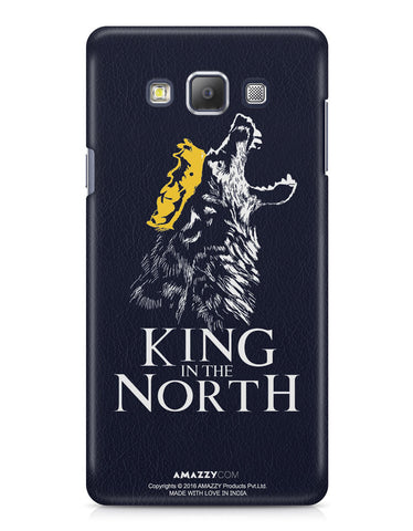 KING IN THE NORTH - Samsung A7 Phone Cover