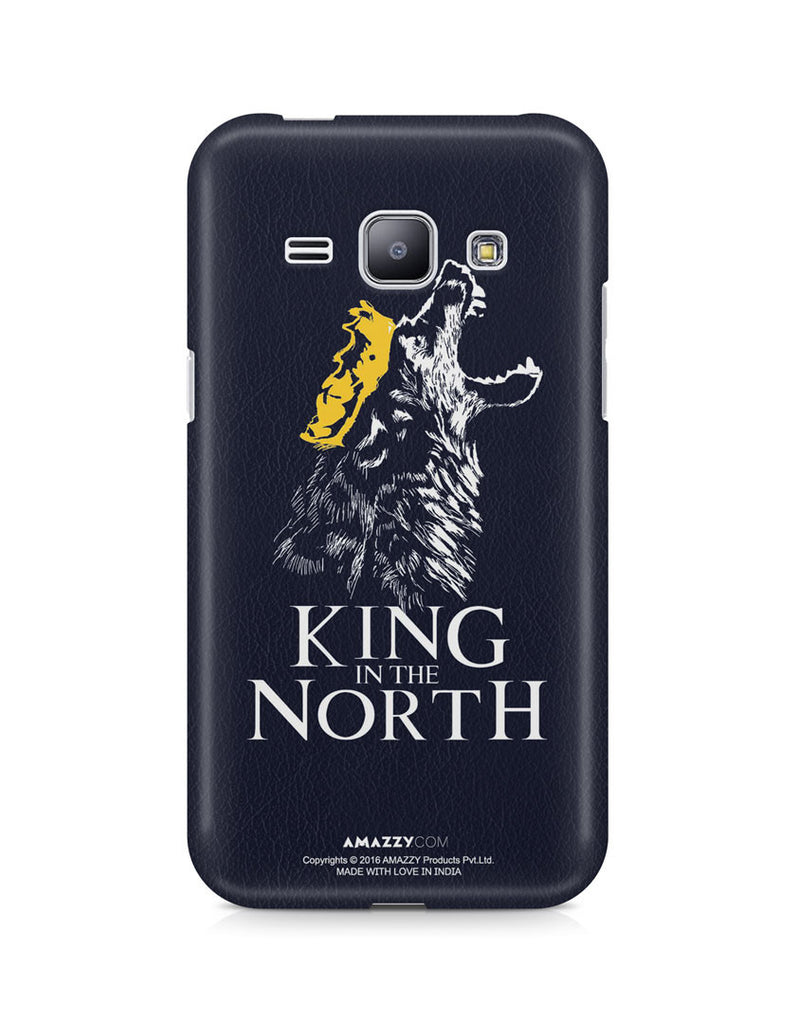 KING IN THE NORTH - Samsung J1 Phone Cover