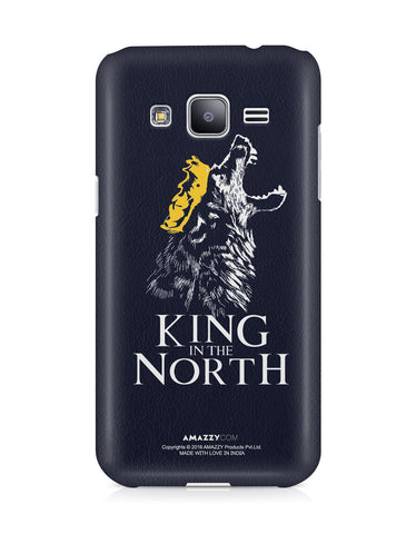 KING IN THE NORTH - Samsung J3 Phone Cover
