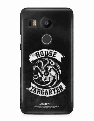 HOUSE OF TARGARYEN - Nexus 5x Phone Cover