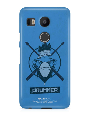 Drummer - Nexus 5x Phone Cover
