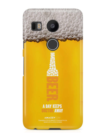 BEER - Nexus 5x Phone Cover