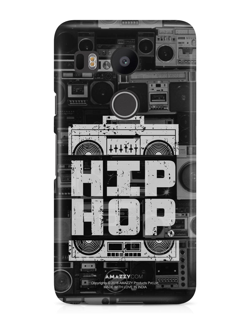 HIP HOP - Nexus 5x Phone Cover