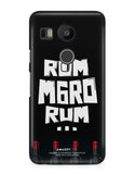 RUM MARO RUM - Nexus 5x Phone Cover