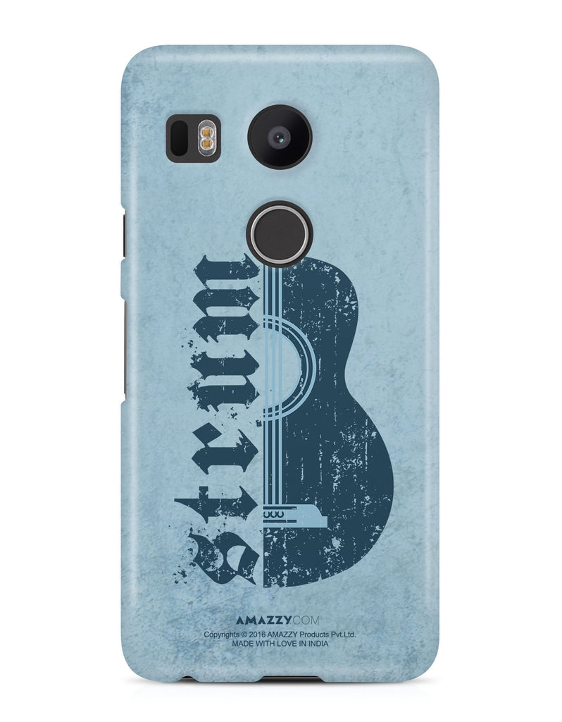 STRUM - Nexus 5x Phone Cover
