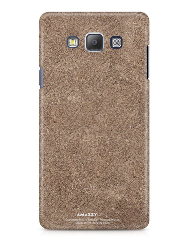 Bronze Leather Texture - Samsung A7 Phone Cover