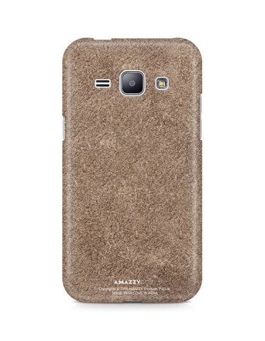 Bronze Leather Texture - Samsung J1 Phone Cover