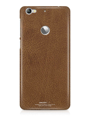 Brown Leather Texture - LeEco Le 1S Phone Cover