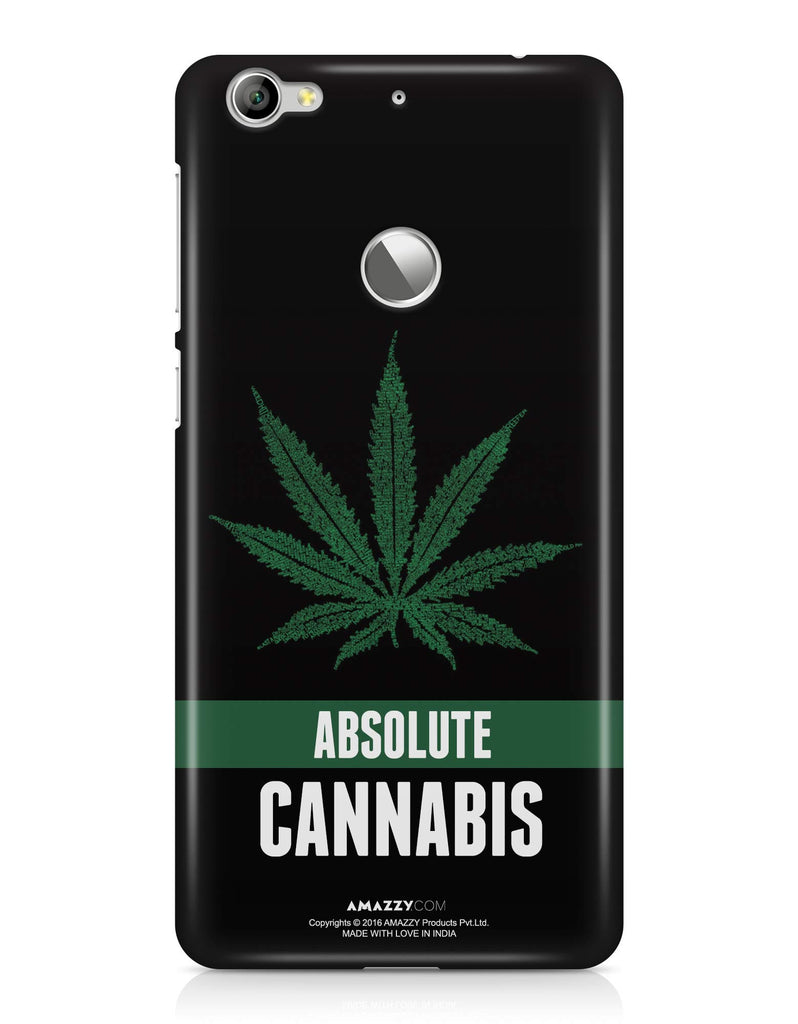 ABSOLUTE CANNABIS - LeEco Le 1S Phone Cover