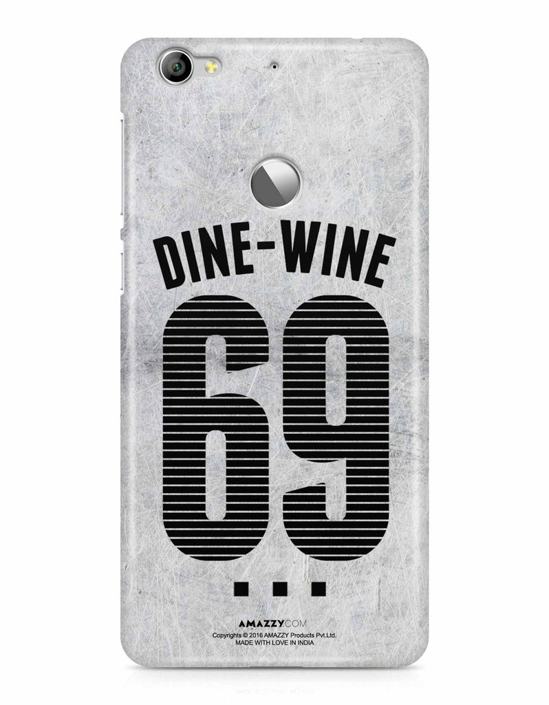 DINE-WINE-69 - LeEco Le 1S Phone Cover