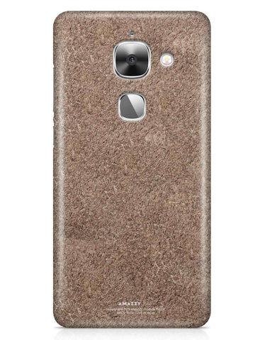 Bronze Leather Texture - LeEco Le 2S Phone Cover
