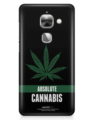 ABSOLUTE CANNABIS - LeEco Le 2S Phone Cover