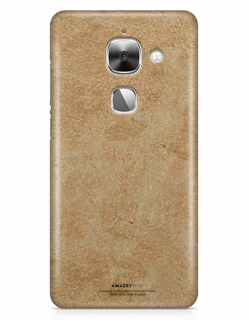 Gold Leather Texture - LeEco Le 2S Phone Cover