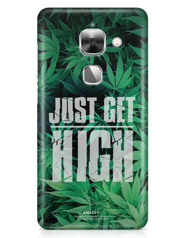 JUST GET HIGH - LeEco Le 2S Phone Cover