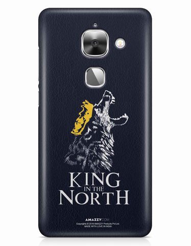 KING IN THE NORTH - LeEco Le 2S Phone Cover