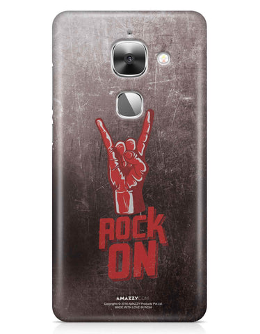 ROCK ON - LeEco Le 2S Phone Cover