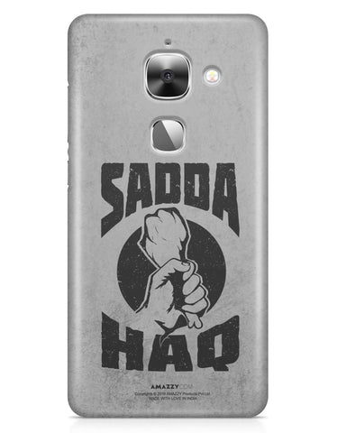 SADDA HAQ - LeEco Le 2S Phone Cover